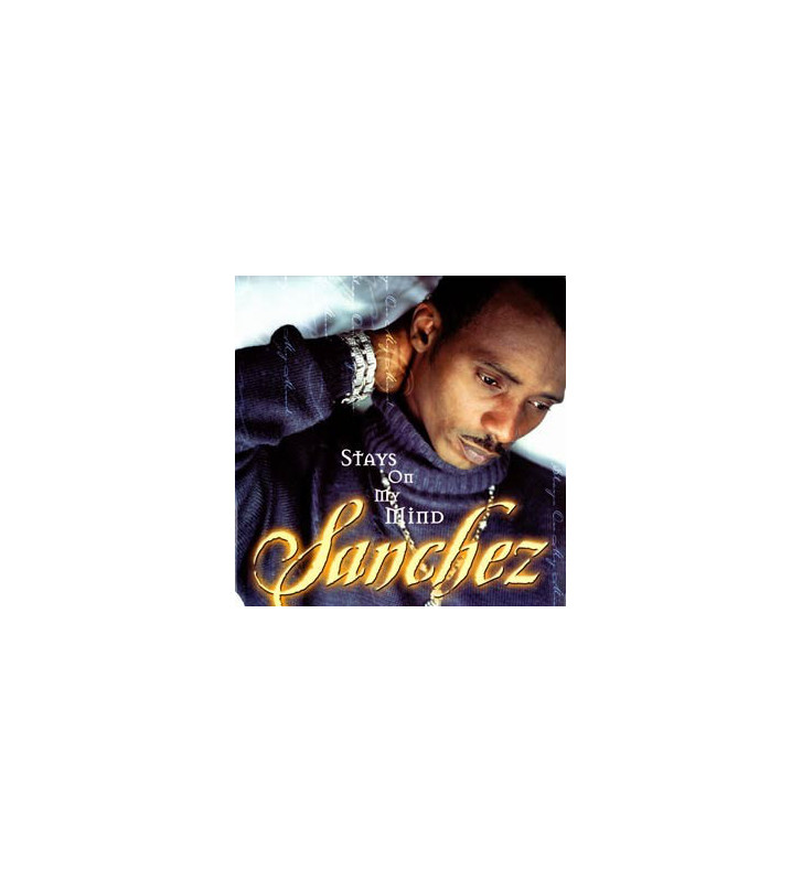 Sanchez - Stays On My Mind (LP, Album) mesvinyles.fr