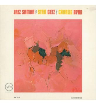 Stan Getz / Charlie Byrd - Jazz Samba (LP, Album, RE) mesvinyles.fr