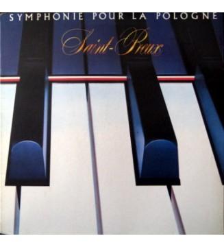 Saint-Preux - Symphonie Pour La Pologne (LP, Album) mesvinyles.fr