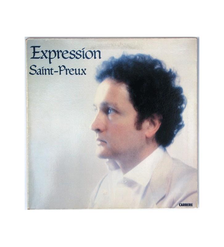 Saint-Preux - Expression (LP, Album) mesvinyles.fr