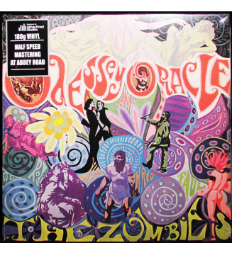 ZOMBIES - odessey and oracle mesvinyles.fr