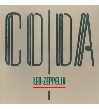 Led Zeppelin - Coda (LP, Album, RE, RM, 180)