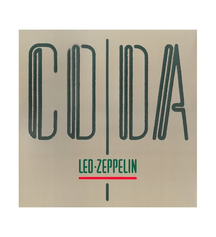 Led Zeppelin - Coda (LP, Album, RE, RM, 180) mesvinyles.fr