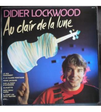 Didier Lockwood - Au Clair De La Lune (LP, Album) mesvinyles.fr