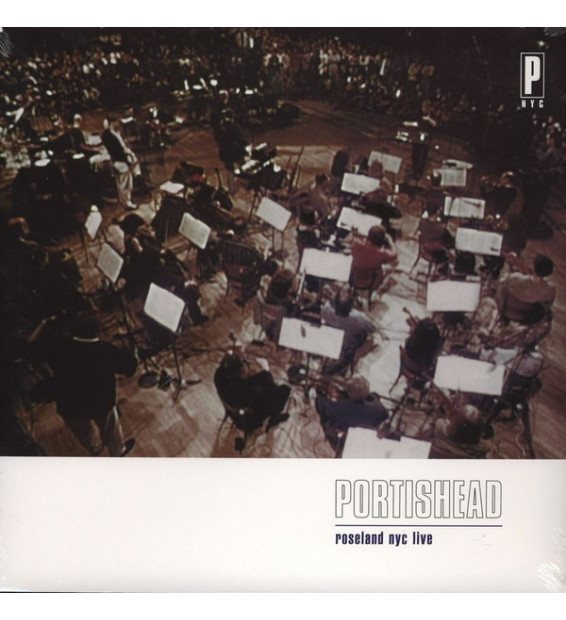 Portishead - Roseland NYC Live (2xLP, Album, RP)