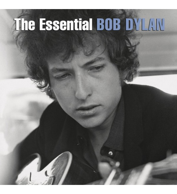 Bob Dylan - The Essential Bob Dylan (2xLP, Comp)