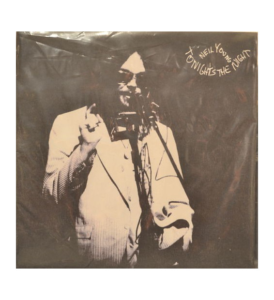 Neil Young - Tonight's The Night (LP, Album, RE, RM, Gat)