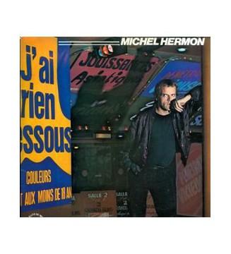 Michel Hermon - Rue De La Gaité (LP, Album) mesvinyles.fr