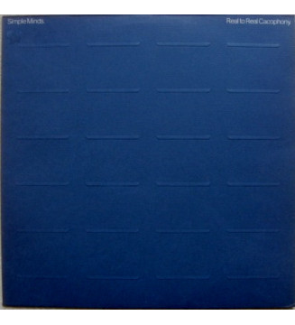 Simple Minds - Real To Real Cacophony (LP, Album) mesvinyles.fr