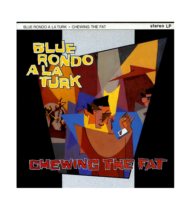 Blue Rondo À La Turk - Chewing The Fat (LP, Album) mesvinyles.fr