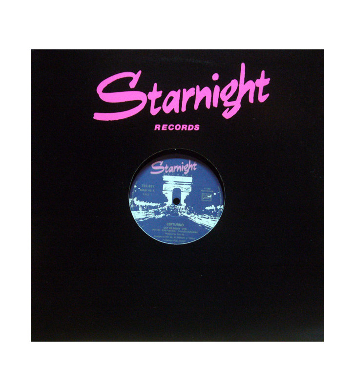 """Lefturno - Out Of Sight (12"""", Maxi) mesvinyles.fr"""