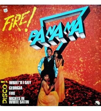 Panama (4) - Fire! (LP, Album, Mixed) mesvinyles.fr