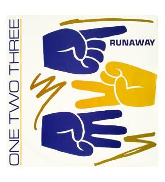 "One-Two-Three - Runaway (12"") mesvinyles.fr"
