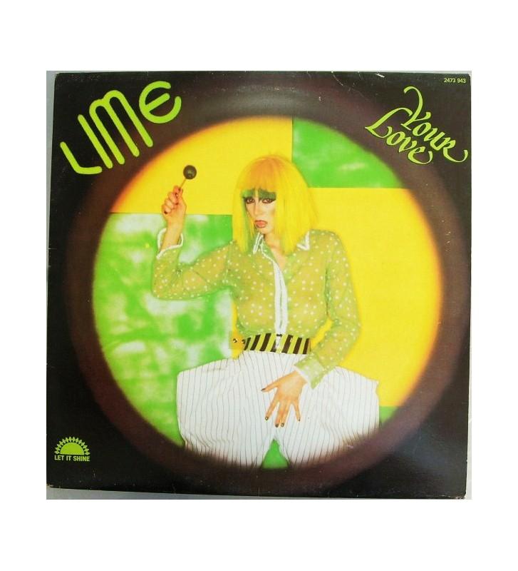 Lime (2) - Your Love (LP, Album) mesvinyles.fr