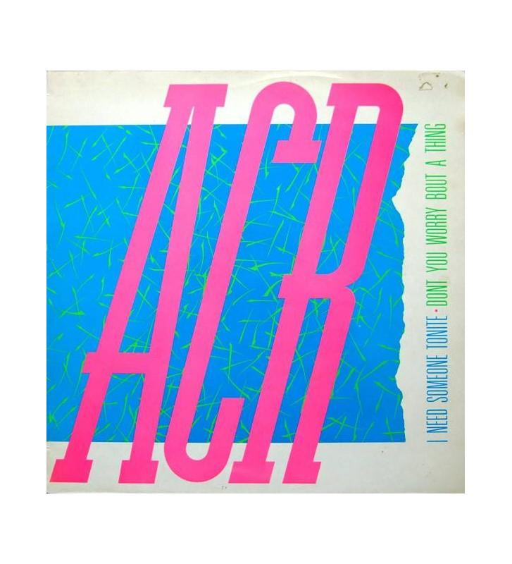 "A Certain Ratio - I Need Someone Tonite (12"") mesvinyles.fr"