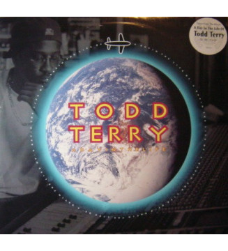 "Todd Terry - A Day In The Life EP (12"") mesvinyles.fr"