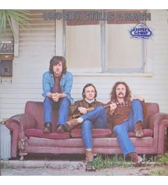 Crosby, Stills & Nash - Crosby, Stills & Nash (LP, RE)