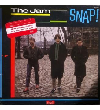 The Jam - Snap! (2xLP, Comp) mesvinyles.fr