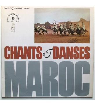 Various - Chants Et Danses Du Maroc (LP)