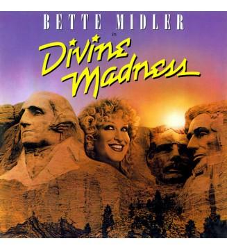 Bette Midler - Divine Madness (LP, Album) mesvinyles.fr