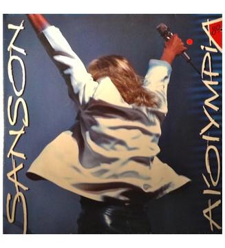 Véronique Sanson - A L'Olympia 89 (2xLP) mesvinyles.fr