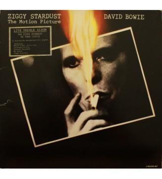 David Bowie - Ziggy Stardust - The Motion Picture (2xLP, Album)