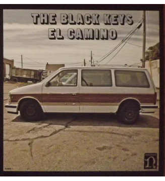 The Black Keys - El Camino (LP, Album + CD, Album) mesvinyles.fr
