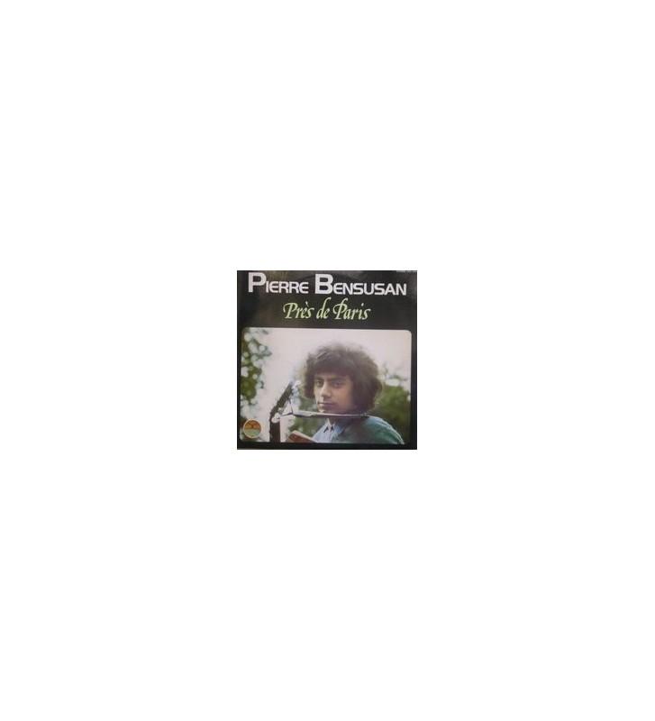 Pierre Bensusan - Près De Paris (LP, Album) mesvinyles.fr