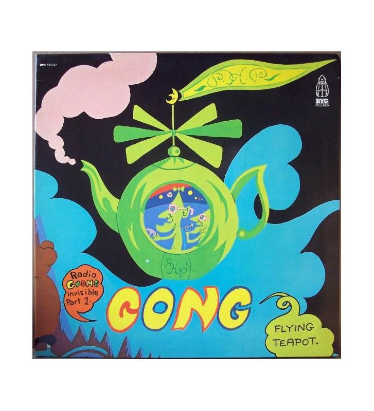 Gong - Flying Teapot (Radio Gnome Invisible Part 1) (LP, Album) mesvinyles.fr