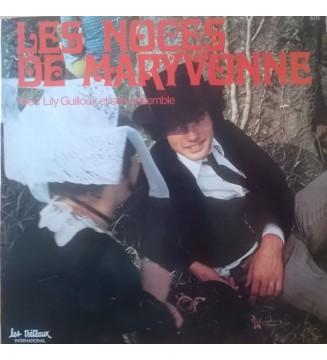 Lily Guilloux Et Son Ensemble* - Les Noces de Maryvonne (LP, Album) mesvinyles.fr