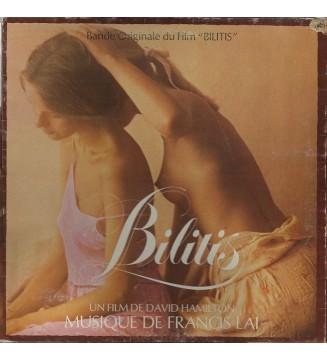 Francis Lai - Bilitis (Bande Originale Du Film) (LP, Album, Gat) mesvinyles.fr