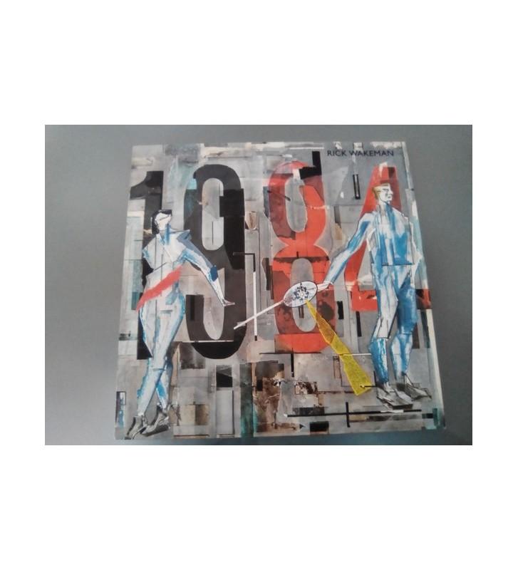 Rick Wakeman - 1984 (LP, Album) mesvinyles.fr