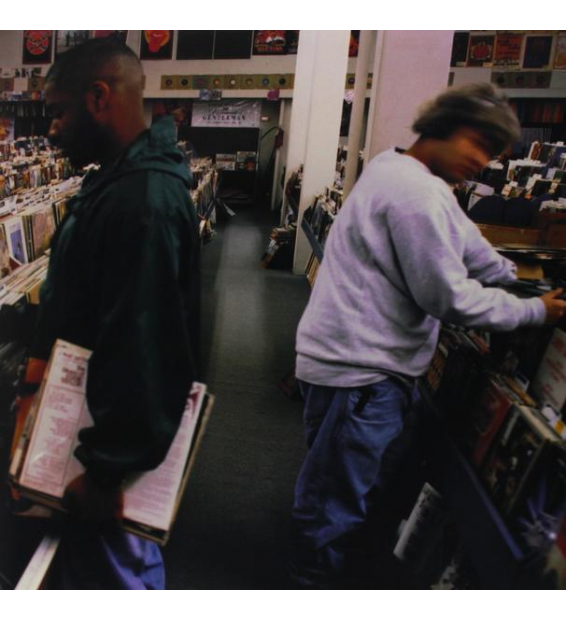 DJ SHADOW - endtroducing mesvinyles.fr