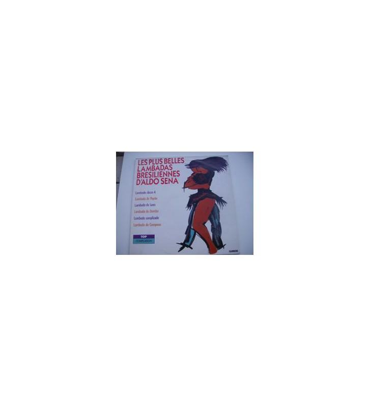 Aldo Sena - Les Plus Belles Lambadas Bresiliennes D'Aldo Sena (LP, Comp) mesvinyles.fr