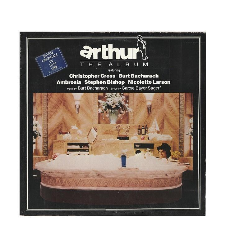 Various - Arthur - The Album (LP, Album) mesvinyles.fr