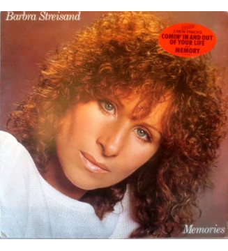 Barbra Streisand - Memories (LP, Comp)