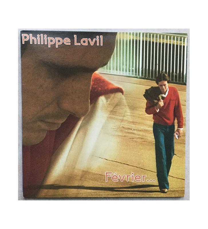 Philippe Lavil - Février... (LP, Album) mesvinyles.fr