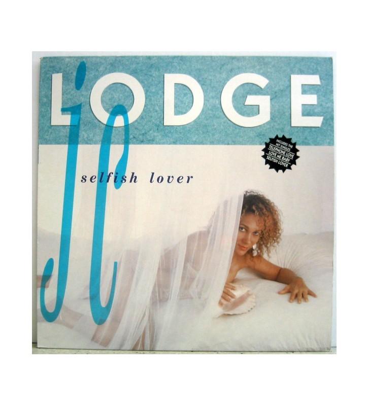 JC Lodge - Selfish Lover (LP) mesvinyles.fr