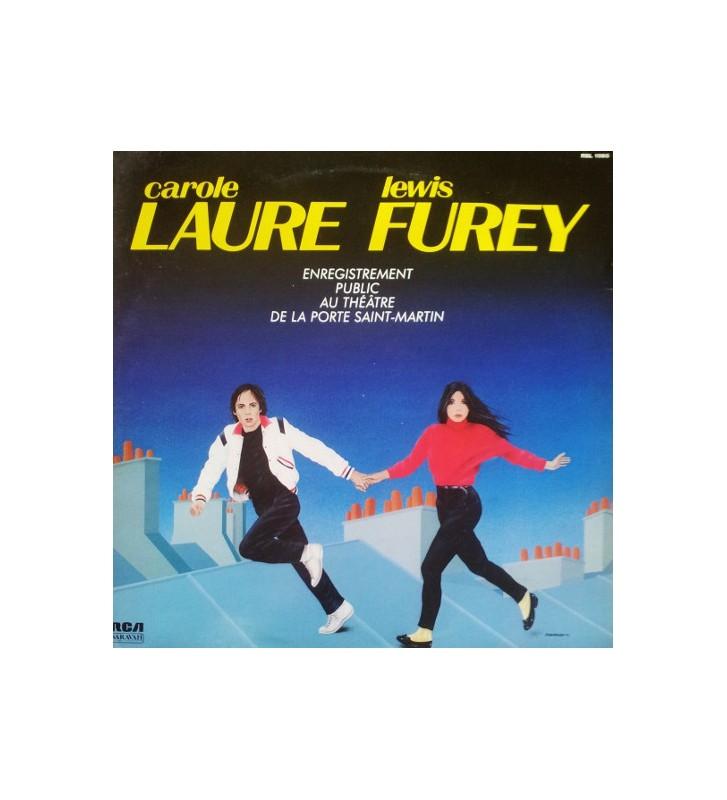 Carole Laure Et Lewis Furey - Enregistrement Public Au Théâtre De La Porte Saint-Martin  (LP, Album) mesvinyles.fr