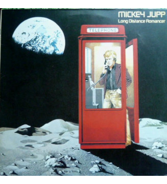 Mickey Jupp - Long Distance Romancer (LP, Album) mesvinyles.fr