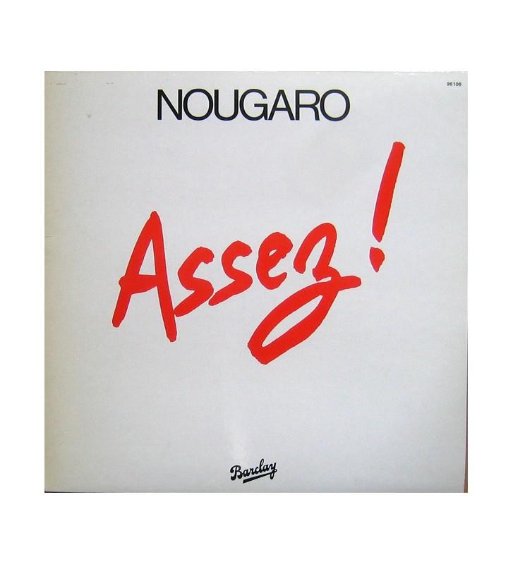 Nougaro* - Assez ! (LP, Album) mesvinyles.fr