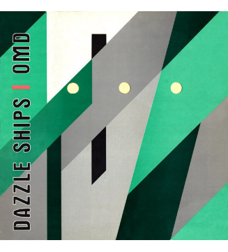 OMD* - Dazzle Ships (LP, Album)