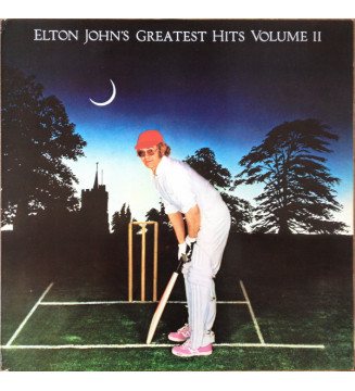 Elton John - Elton John's Greatest Hits Volume II (LP, Comp) mesvinyles.fr