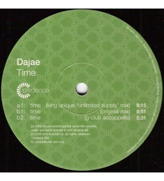Dajaé - Time