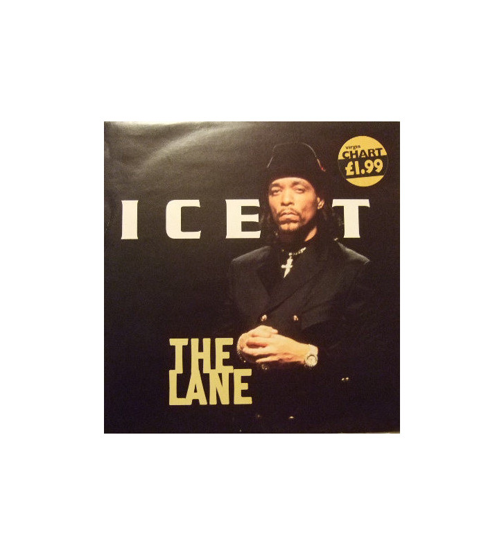 "Ice-T - The Lane (12"") mesvinyles.fr"