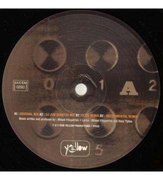 "Mikael Fitzpatrick - Wish (10"") mesvinyles.fr"