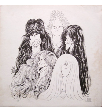 Aerosmith - Draw The Line (LP, Album) mesvinyles.fr