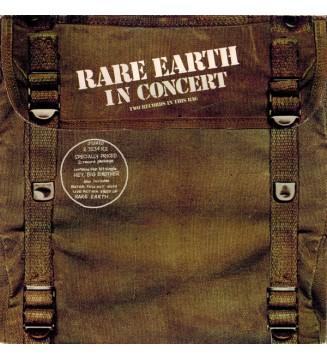 Rare Earth - Rare Earth In Concert (2xLP, Album) mesvinyles.fr