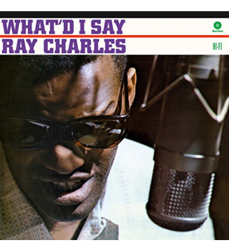 RAY CHARLES - What'd I Say mesvinyles.fr
