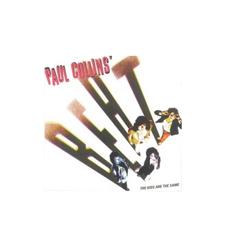 Paul Collins' Beat - The Kids Are The Same (LP) mesvinyles.fr